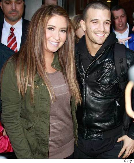 Is bristol palin dating mark ballas girlfriend