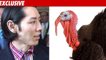 Kobayashi -- I Will Gobble An ENTIRE Turkey!