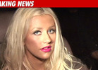 Christina Aguilera: My Private Sexy Pics Were Hacked