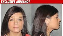 'Teen Mom' Amber Portwood -- The Mug Shot