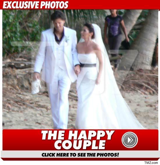 Shania Twain Married In Puerto Rico