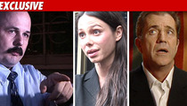 Oksana's Ex-Bodyguard Sides With Mel Gibson