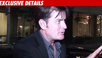 Charlie Sheen Treated for Hernia -- No O.D.