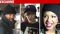 Bieber in the Middle of Dream/Milian Divorce Battle