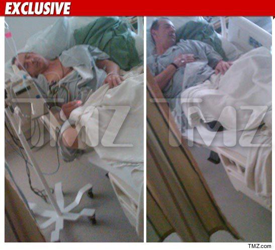 Michael Lohan Hospital Update -- Out of Surgery | TMZ.com