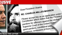 Charles Manson's Attorney Asks Obama For Help
