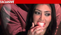 Kim Kardashian -- Up for Role in New Gotti Flick