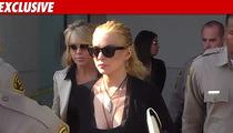 Lindsay Lohan Is Talking Plea Bargain