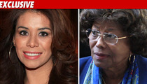 Alejandra:  MJ Executors Tried to Starve Me Out!