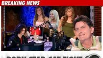 Kacey Jordan -- $10,000 Charlie Sheen Queen