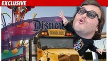Jack Black Sends School Band To Disneyland!