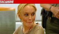 Lindsay Probation Report Would Destroy Her