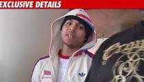 Chris Brown & Publicist Part Ways