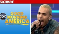 Chris Brown -- ABC Won't Press Charges
