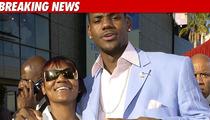 LeBron on Mom's Arrest -- It's A 'Sensitive Subject'