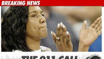 LeBron's Mom -- Hear the 911 Call