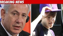 Bieber to Israeli Prime Minister: Bring on the Kids