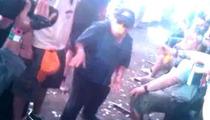 Danny DeVito -- Quacked Out at Coachella