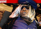 Sly Stone Arrested for Cocaine Possession