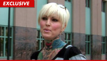 Jesse James' Ex-Wife -- ARRESTED in Texas