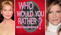Renee Zellweger vs Rene Russo -- Whose Movies Suck Less?