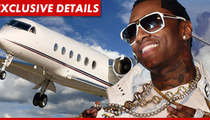Soulja Boy -- Accused of $55 Million Lie About Private Jet