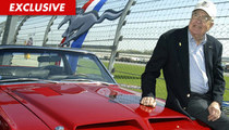 Auto Legend Carroll Shelby -- Accused of Sexual Assault