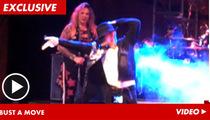 Corey Feldman -- I Can DANCE Like Michael Jackson