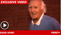"Robert Loggia -- In on the ""Family Guy"" Joke"