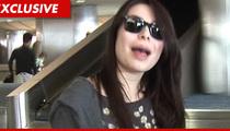 'iCarly' Star Miranda Cosgrove -- Broken Ankle In Tour Bus Crash