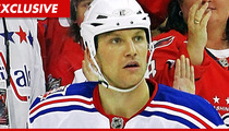 NHL Badass Sean Avery -- Off the Hook in Police Battery Case