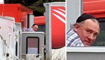 Gerard Depardieu -- Not Peeing In Public
