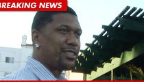 Jalen Rose -- Released from Jail after 16 Days