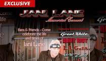 Hair Band LEGENDS Unite to Honor Jani Lane