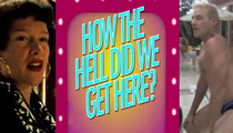 'Boardwalk Empire' Star Paz de la Huerta -- The Hedonism Connection