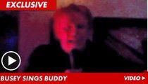 Gary Busey -- Resurrects Buddy Holly ... Through Crappy Karaoke