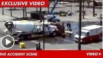 'Fear Factor' Crash -- Stunt Gone WRONG ... On Tape!
