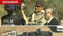 Steven Seagal -- Legal Threats Over Deadly Cockfight Raid
