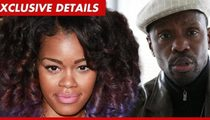 Teyana Taylor -- Bloodied in Brawl With Director