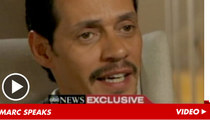 Marc Anthony Speaks: I Never Cheated On J.Lo!
