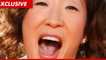 Sandra Oh -- Someone Jacked My Identity!!