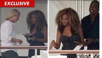 Beyonce & Jay-Z -- Prego and Ballin' for 30th Birthday Bash in Venice