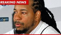 Manny Ramirez -- BARRED From Contacting Wife