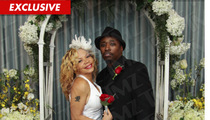 Eddie Griffin -- The Walk-In VEGAS Wedding!!!!