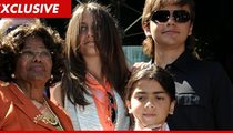 MJ Estate To Pay Katherine and Kids $30 Million