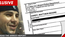 Wrestler Matt Hardy -- Another DUI Arrest