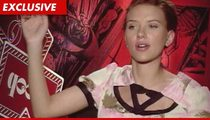 Scarlett Johansson -- Legal THREATS Over Nude Pics