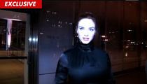 Christina Hendricks -- My Boobs Are NOT a Conversation Piece!!!!
