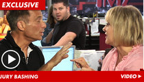 """Nancy Grace on Casey Anthony Criticism -- """"I Can Speak My Mind, This Is America"""""""