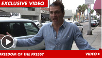 Jay Mariotti -- If Only I Were Charlie Sheen